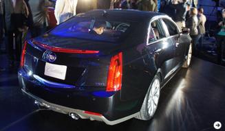 2012年デトロイトモーターショー現地レポート キャデラック|Cadillac 02