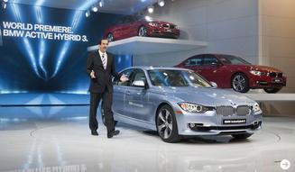 BMW ActiveHybrid3|BMWアクティブハイブリッド3