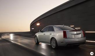 Cadillac CTS Sedan|キャディラックCTSセダン