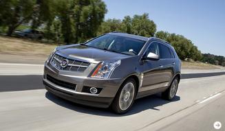 Cadillac SRX Crossover|キャディラックSRXクロスオーバー