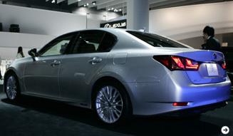 Lexus GS レクサス GS 02