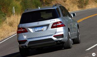 メルセデス・ベンツ ML63AMG|Mercedes-Benz 03