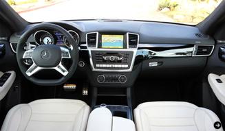 メルセデス・ベンツ ML63AMG|Mercedes-Benz 05