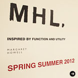 マーガレット・ハウエル メンズ|2012春夏コレクション 04