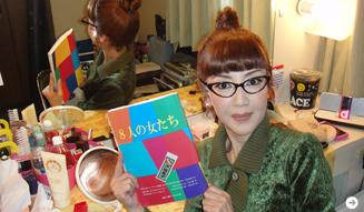 戸田恵子 ちょっと遅くなりましたが……今年もよろしくお願いします! 09