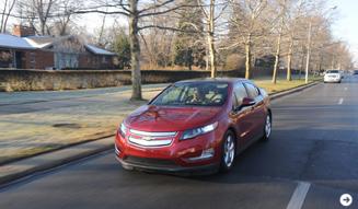 Chevrolet VOLT|シボレー ボルト 02