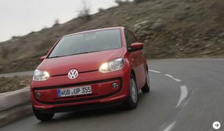 Volkswagen up!|フォルクスワーゲン アップ! 08