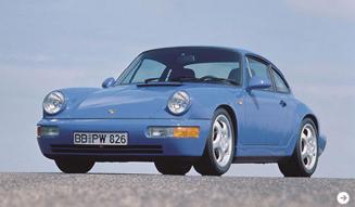 Porsche 911 Story─3代目964型|Porsche 04