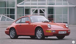Porsche 911 Story─3代目964型|Porsche 02