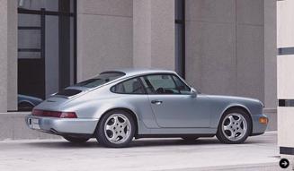 Porsche 911 Story─3代目964型|Porsche 03