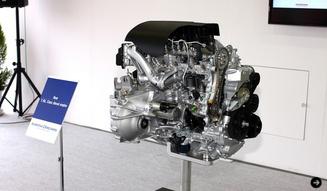 アース・ドリーム・テクノロジー 1.6ℓディーゼルエンジン