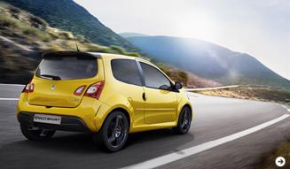 ルノー トゥインゴにR.S.とゴルディーニR.S.が登場! Renault 02