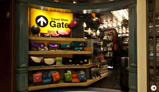 Echika fit 東京|Travel Shop Gate 02