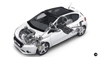 第82回ジュネーブモーターショーで5車種をワールドプレミア|Peugeot 04