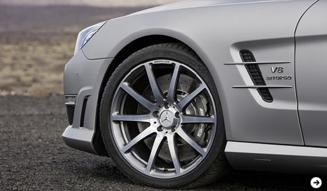 メルセデス・ベンツからSL63のAMG仕様が登場|Mercedes-Benz 02