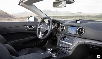 メルセデス・ベンツからSL63のAMG仕様が登場|Mercedes-Benz 03