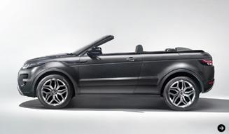 イヴォーク コンバーチブル コンセプト ジュネーブモーターショーに登場|Range Rover 03