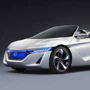 ホンダ、ジュネーブモーターショーの概要を発表 Honda