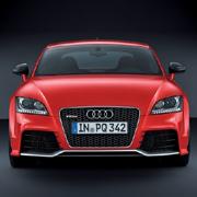 史上最強のTTが登場! Audi