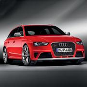 アウディ RS4 アバント ついに発表 Audi
