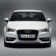 アウディA3公開 Audi