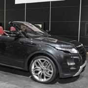 ジュネーブ現地リポート Range Rover
