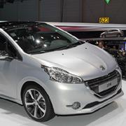 ジュネーブ現地リポート Peugeot