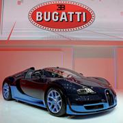 ヴェイロン グランスポールに最高性能の「ヴィッテス」登場 Bugatti
