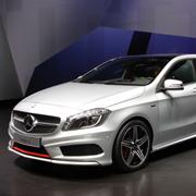 ジュネーブ現地リポート Mercedes-benz