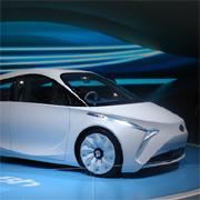 ジュネーブ現地リポート Toyota&Lexus