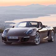 ニューボクスターがワールドプレミア Porsche