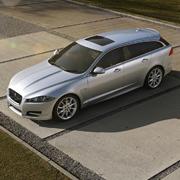 XFにステーションワゴン XFスポーツブレイクを追加 Jaguar