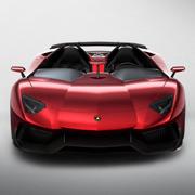 ランボルギーニ アヴェンタドール J 披露 Lamborghini