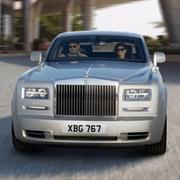 ファントム・シリーズII、デビュー Rolls-Royce
