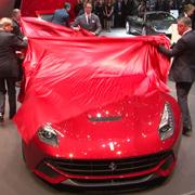 これがF12ベルリネッタだ! Ferrari