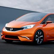 日産 次世代コンパクトカーを世界初公開 Nissan