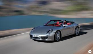 ニューボクスターがワールドプレミア Porsche 02
