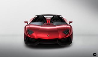 ランボルギーニ アヴェンタドール J 披露|Lamborghini 02