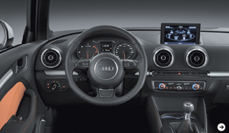 アウディA3公開|Audi 02
