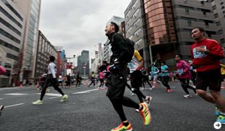松浦俊夫、東京マラソン完走! 振り返る、チャレンジの軌跡 02