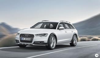 A6オールロード、第3世代に|Audi 01