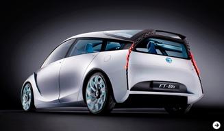 次世代スモールハイブリッドコンセプトをワールドプレミア Toyota