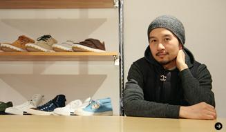 デザイナー鹿子木 隆が語る、新生RFWのクリエイション 09