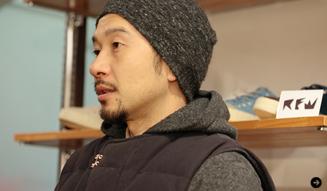 デザイナー鹿子木 隆が語る、新生RFWのクリエイション 01