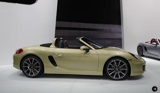 ジュネーブ現地レポート ポルシェ Porsche 02