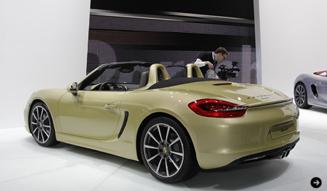 ジュネーブ現地レポート ポルシェ Porsche 03
