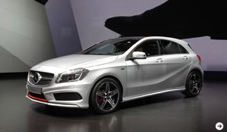 Mercedes-Benz A-Class|メルセデス・ベンツAクラス