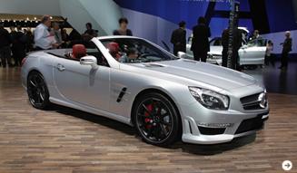 Mercedes-Benz SL63AMG|メルセデス・ベンツ SL63AMG