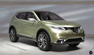Nissan Hi-Cross Concept|日産 ハイクロスコンセプト