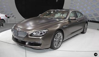 BMW 6 Gran Coupe|ビー・エム・ダブリュー 6シリーズグランクーペ